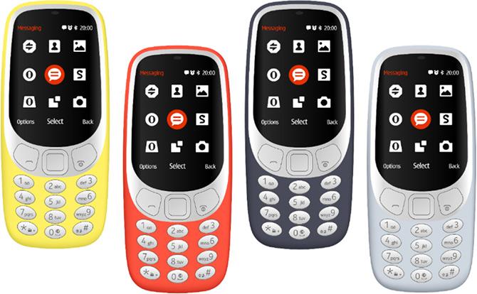 Welcome Boss Nokia 3310- रफ एंड टफ नए वेश में नोकिया ३३१० का